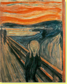 Munch; The Scream